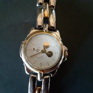 Vintage Disney's Mickey Mouse Watch SII Marketing